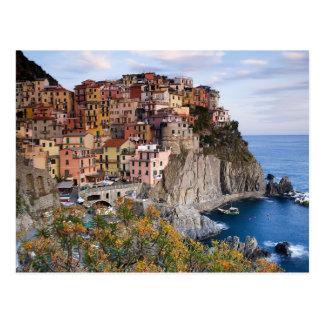 Carte Postale Cinque Terre, Italie