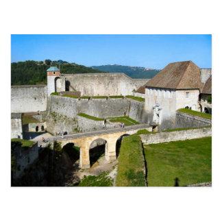 Carte Postale Citadelle de Besançon