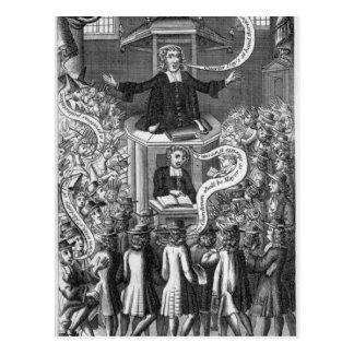 Carte Postale Citoyen de Daniel, illustration des 'portraits