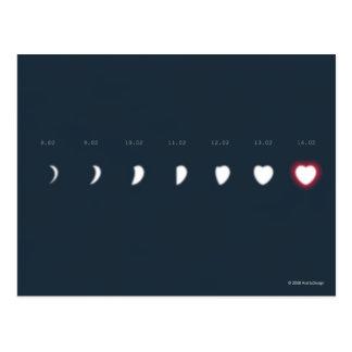 Carte Postale Clair de lune…