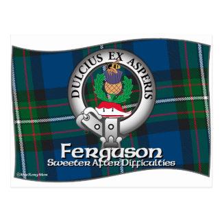 Carte Postale Clan de Ferguson