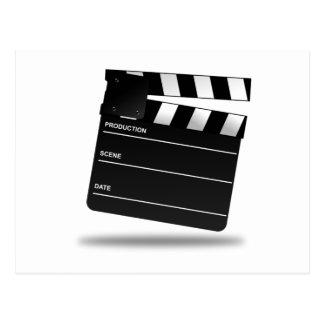 Carte Postale Claquette
