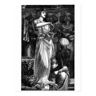 Carte Postale Cléopâtre