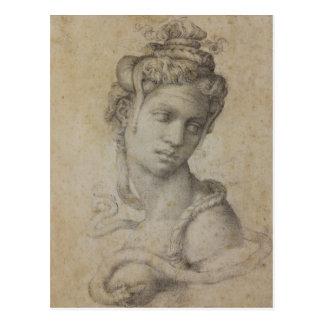 Carte Postale Cléopâtre de Michaël Angelo