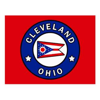 Carte Postale Cleveland Ohio