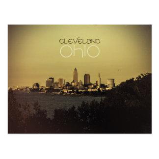 Carte Postale Cleveland, Ohio - cru