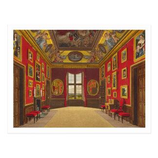 Carte Postale Closet du Roi, château de Windsor, 'de recherche