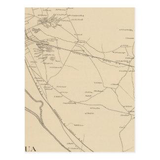 Carte Postale CO2 de Nashua, Hillsborough