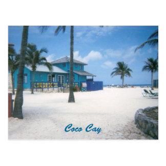 Carte Postale CocoCay