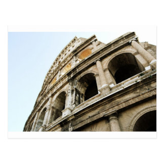 Carte Postale Colisé Rome