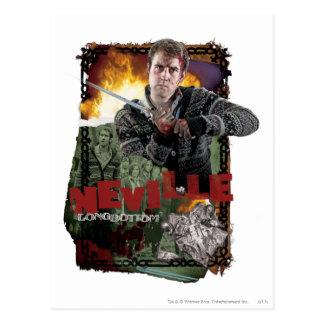 Carte Postale Collage 2 de Neville Longbottom