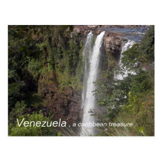 Carte Postale Collection : Le Venezuela, un trésor des Caraïbes