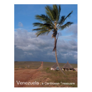 Carte Postale Collection Venezuela, trésor d'A la Caraïbe