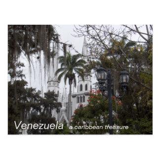 Carte Postale Collection VENEZUELA, un trésor des Caraïbes