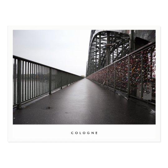 Carte Postale Cologne