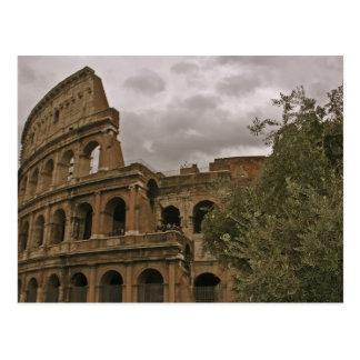 Carte Postale Colosseum