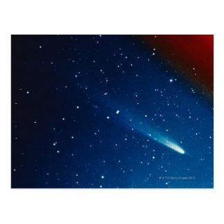 Carte Postale Comète de Kohoutek