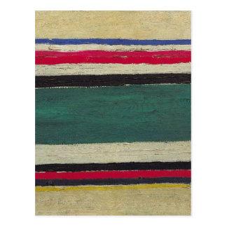 Carte Postale Composition par Kazimir Malevich