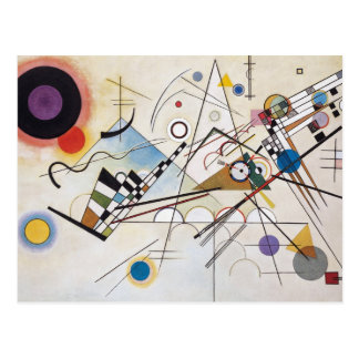 Carte Postale Composition VIII