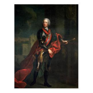 Carte Postale Compte Leopold Joseph von Daun