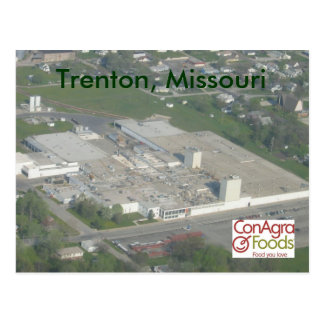 Carte Postale ConAgra Trenton