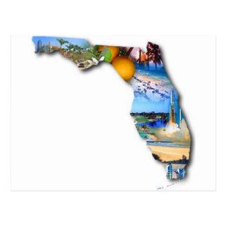 CARTE POSTALE CONCEPTION D'IMAGE DE LA FLORIDE
