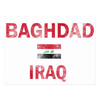 Carte Postale Conceptions de Bagdad Irak
