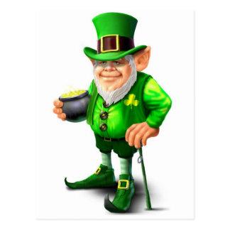 Carte Postale conceptions de Jour de la Saint Patrick
