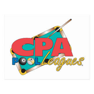 Carte Postale Conceptions de logo de CPA