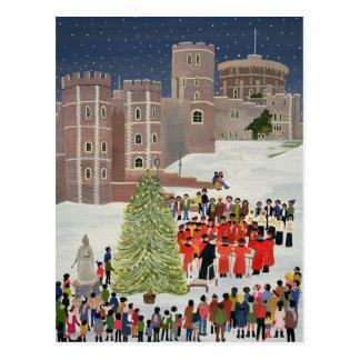 Carte Postale Concert 1989 de Carol de château de Windsor