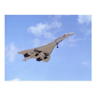 Carte Postale Concorde G-BOAF