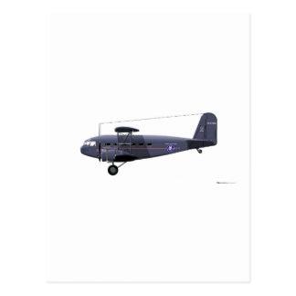 Carte Postale Condor de Curtiss Wright T-32