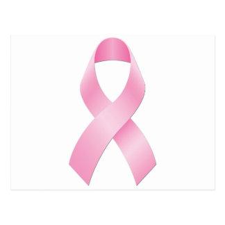 Carte Postale Conscience de cancer du sein