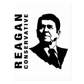 Carte Postale Conservateur de Reagan