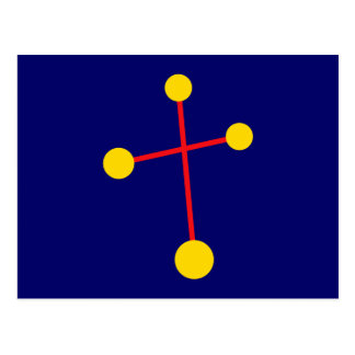 Carte Postale Constellation constellation problème croix du sud