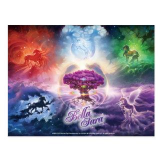 Carte Postale Constellations