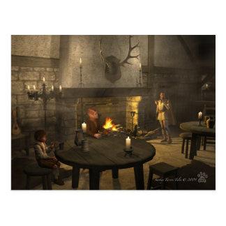 Carte Postale Contes de taverne de Smokey