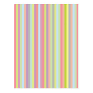 Carte Postale CoolStripes