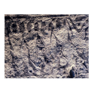 Carte Postale Coordonnée d'un cortège rituel