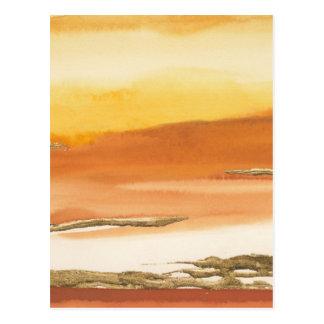 Carte Postale Copie dorée de l'abrégé sur v2 l'ambre I