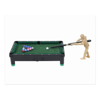 Carte Postale Copie PoolTable120509