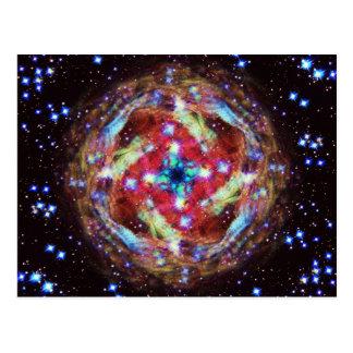 Carte Postale Cosmique