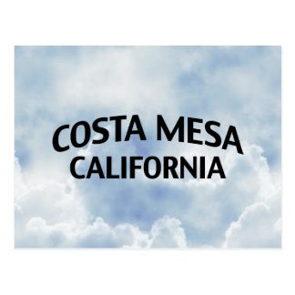 Carte Postale Costa Mesa la Californie