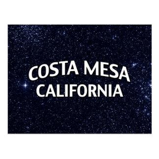 Carte Postale Costa Mesa la Californie