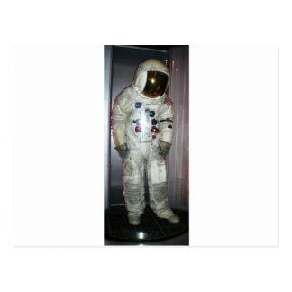 Carte Postale Costume d'espace d'astronaute de la NASA