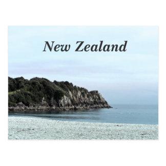 Carte Postale Côte de la Nouvelle Zélande