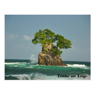 Carte Postale Côte du nord du Trinidad