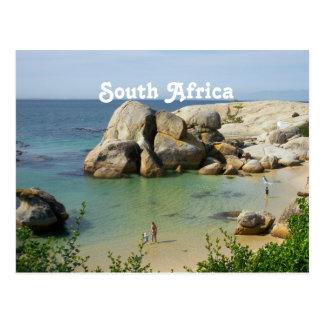 Carte Postale Côte sud-africaine