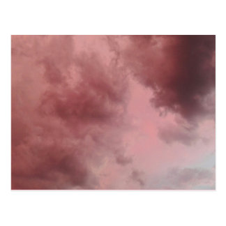 Carte Postale Cotton Candy Clouds