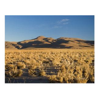 Carte Postale Coucher du soleil sur l'Altiplano de l'Argentine